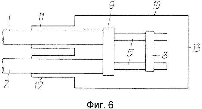 Способ электропроводного соединения двух сверхпроводящих кабелей