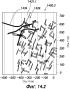 Моделирование взаимодействия трещин гидравлического разрыва в системах сложных трещин