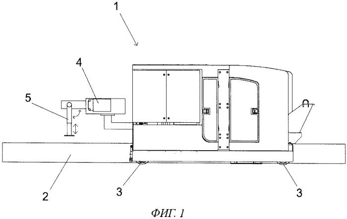 Способ и устройство для прикрепления ярлыка к сборному изделию из бетона, полученному с помощью скользящей опалубки