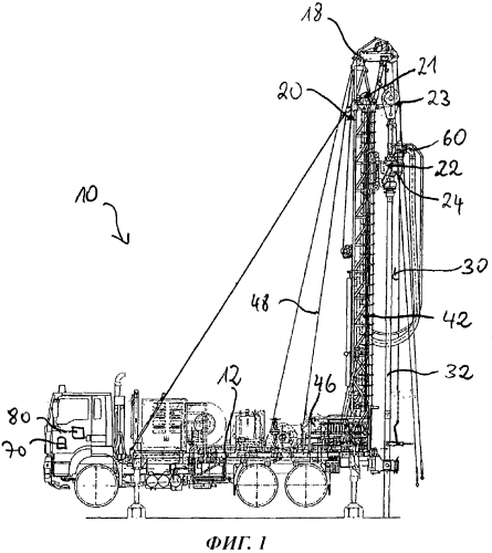 Устройство для разработки скважины в грунте