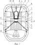 Способ подводного вытяжения позвоночника (варианты) и тренажер (варианты) для его осуществления