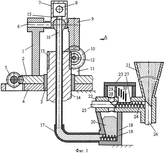 Способ автоматической обработки дорожного покрытия противогололедным веществом и устройство для его осуществления