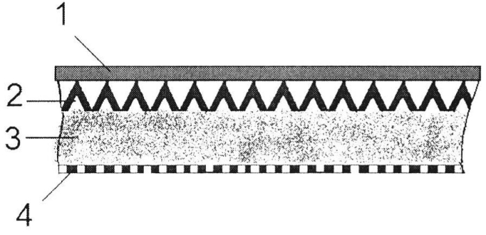 Шумопоглотитель кочетова со звукоотражающим слоем