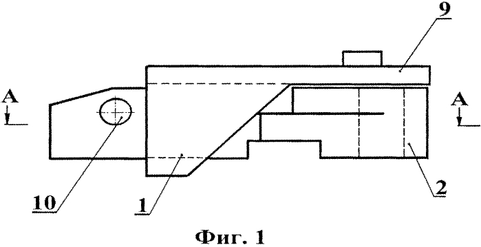Блокиратор пусковой кнопки электрического аппарата (варианты)