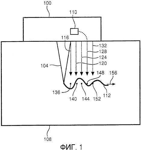 Оценка скорости поперечной волны с использованием центра масс