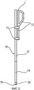 Способ измерения профилей поверхностей в работающих алюминиевых электролизерах