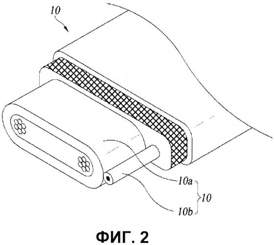 Интеллектуальный нагревательный кабель, имеющий интеллектуальную функцию, и способ изготовления данного кабеля