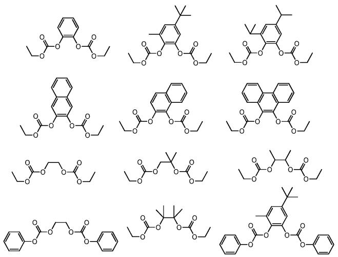Дикарбонатные соединения с двумя мостиковыми атомами как внутренние доноры в катализаторах для получения полипропилена