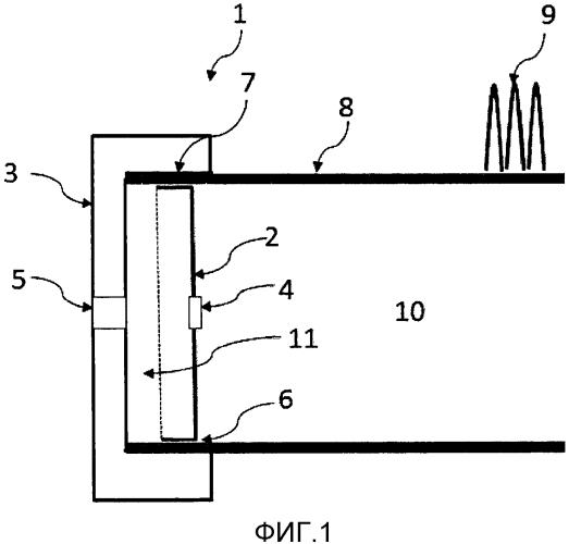 Способ тестирования целостности второго уплотнителя электрического изолятора