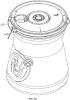 Система приготовления кофейного напитка, второй картридж упаковки кофейных зерен для использования с упомянутой системой. способ приготовления напитка посредством упомянутой системы, способ варки кофе и способ подачи кофейных зерен из упомянутого второго картриджа упаковки кофейных зерен