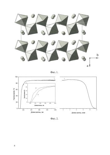 Монокристаллический материал srmgf4 и способ его получения