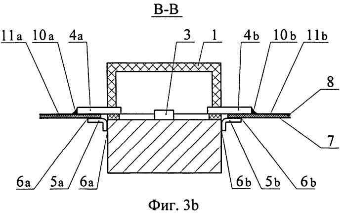 Способ монтажа мощного полупроводникового элемента