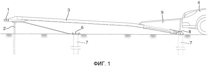Ударный аттенюатор для транспортных средств