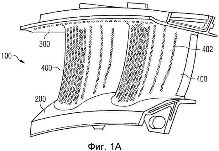 Турбинная система и газотурбинный двигатель