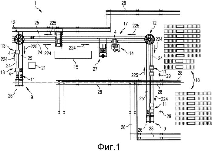Транспортировочная система, транспортировочная тележка и способ транспортировки металлических рулонов