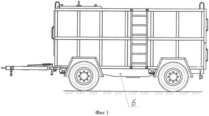 Снегоплавильная машина с индукторным нагревательным элементом