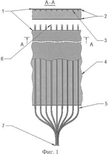 Сцинтилляционный радиационно-стойкий детектор