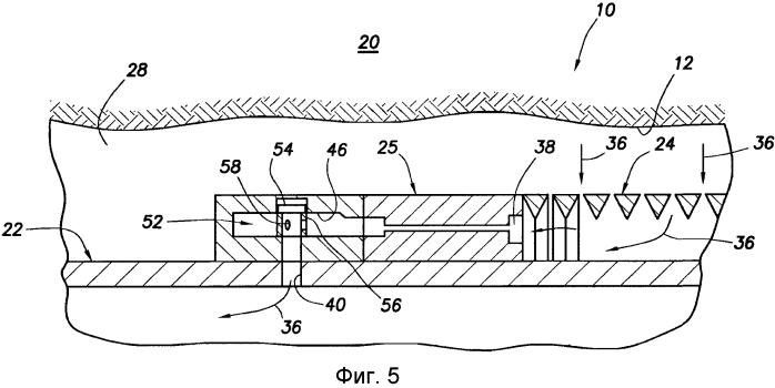 Система с изменяющимся сопротивлением потоку в скважине для предотвращения прохода нежелательной текучей среды через нее