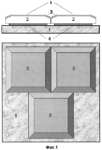 Способ получения монокристаллических алмазных эпитаксиальных пленок большой площади