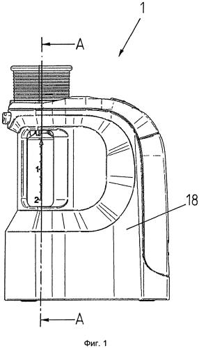 Устройство для перемещения поршня внутри картриджа