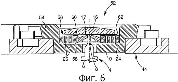 Подвижная опора противоударного устройства для колесной системы часового механизма