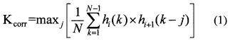 Способ измерения структуры импульсной функции отклика во времени в неоднородной среде