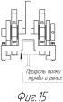 Механизм передвижения и выравнивания буровой установки для кустового строительства скважин
