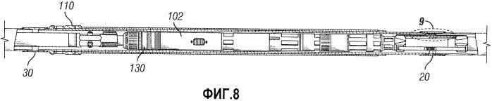 Система и способ позиционирования компоновки низа бурильной колонны в горизонтальной скважине