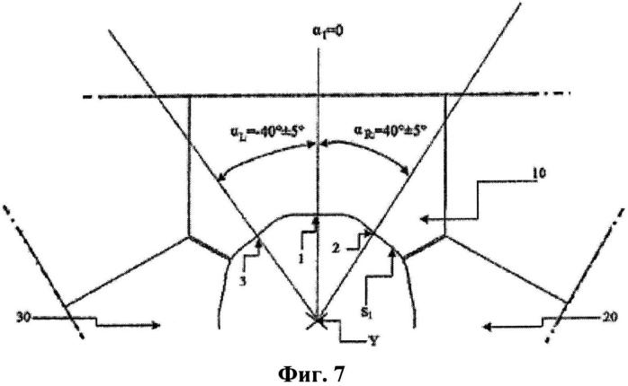 Клеть прокатного стана для калибровочного или редукционного прокатного стана с несколькими точками приложения давления