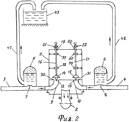 Гидравлический таран