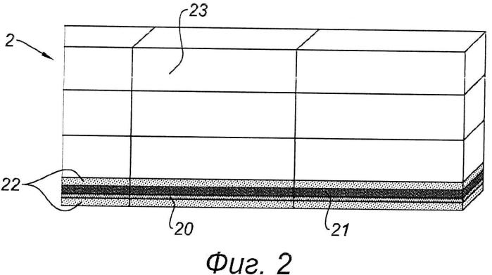 Конструкция передней кромки, в частности, для воздухозаборника гондолы двигателя летательного аппарата