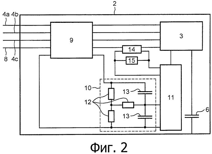 Устройство и способ оценки тока касания и защиты электрического прибора против таких токов касания