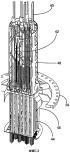 Устройство управления стержнями в ядерном реакторе