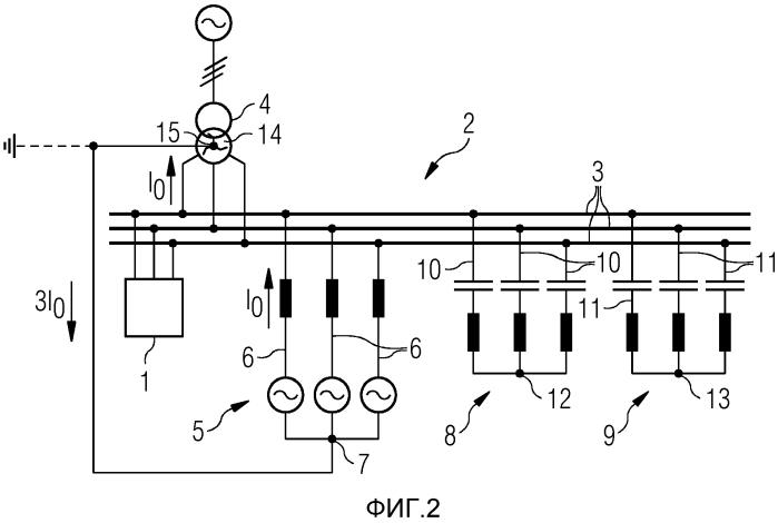 Устройство электропитания для нелинейной, изменяющейся во времени нагрузки