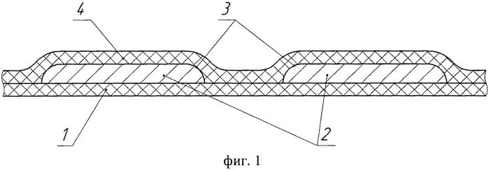 Гибкий печатный кабель с лаковой изоляцией