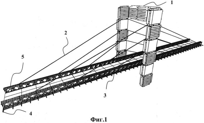 Сборно-разборный универсальный мост