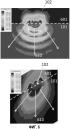 Сверхширокополосное устройство для определения профиля слоев ткани живого организма и соответствующий способ