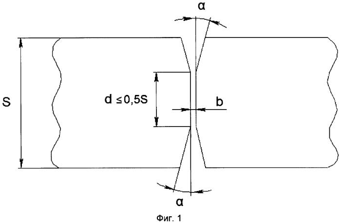 Способ лазерно-дуговой сварки вертикальных стыков толстолистовых стальных конструкций