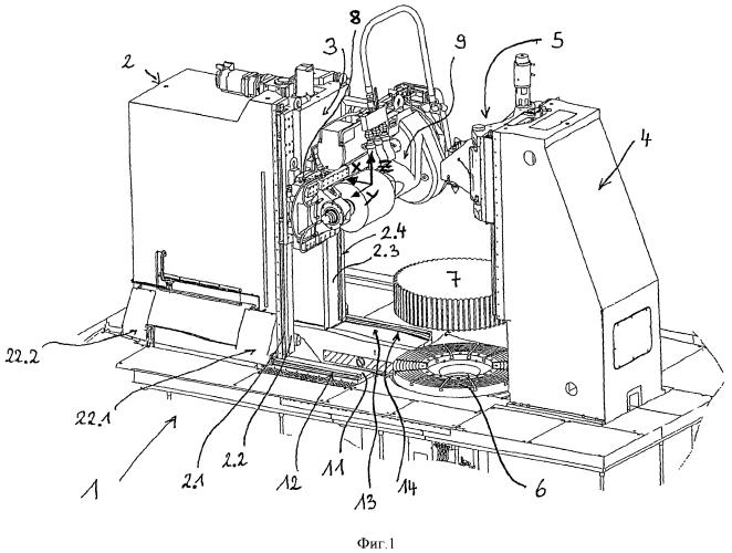 Направляющее устройство металлообрабатывающего станка и металлообрабатывающий станок