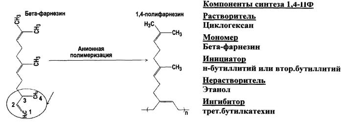 Основа и состав жевательной резинки