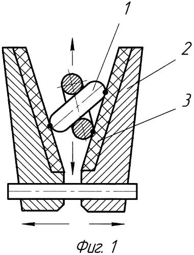 Клиновая передача круглозвенной цепью