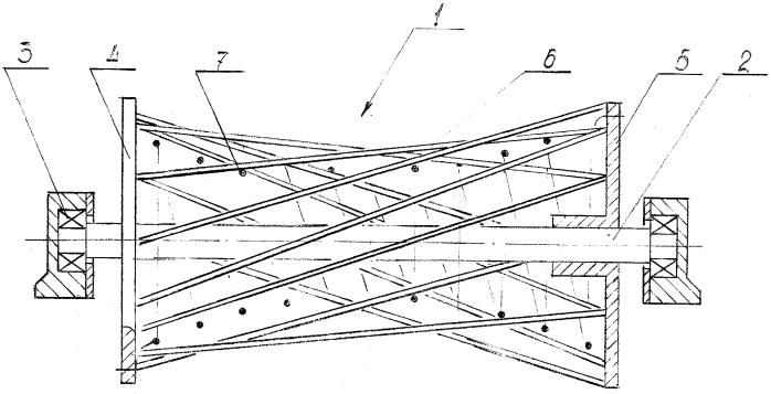 Ролик ленточного конвейера