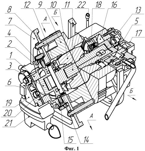 Бесшатунный мотор-компрессор