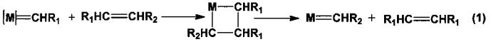 Рутениевый катализатор, способ его получения и применение в реакции метатезиса