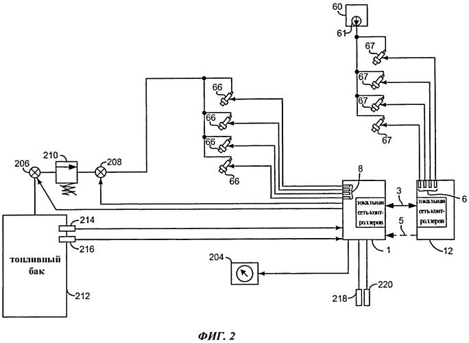 Система двигателя (варианты) и способ эксплуатации двигателя