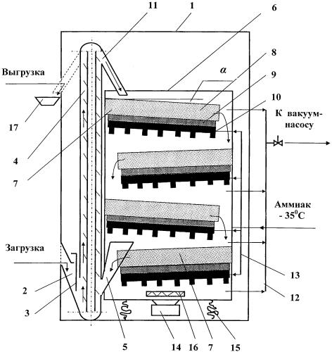 Способ вакуум-сублимационной сушки