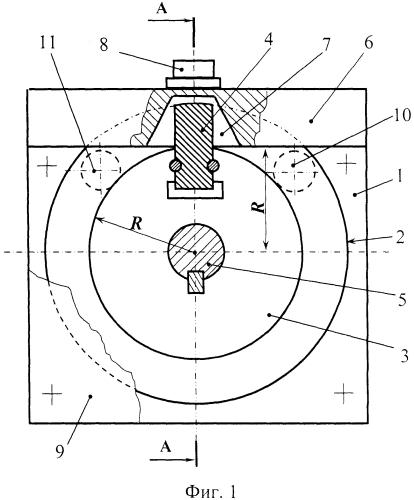 Ротационная машина объемного действия