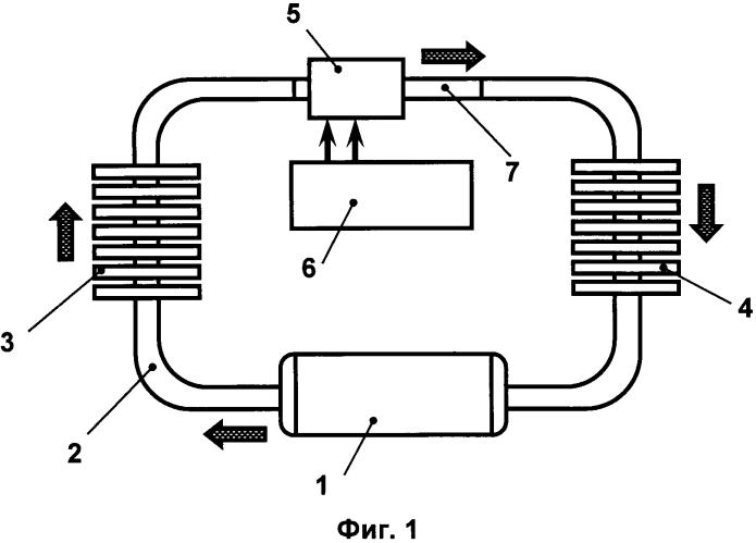 Жидкостный насос с электромагнитным приводом