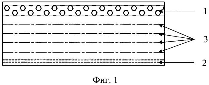 Устройство из полимерных композитных материалов для снижения радиолокационной заметности объектов различного назначения