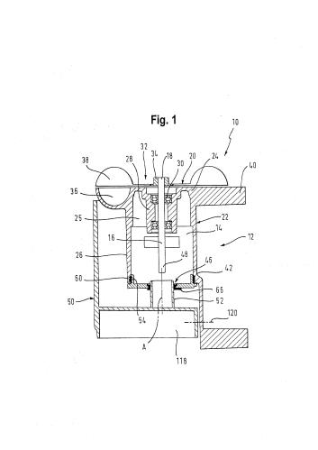 Корпус воздуходувки, в частности, для воздуходувки с боковым каналом